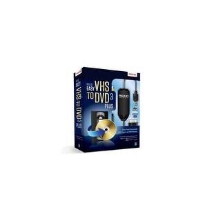 Corel CRLCD13274WIM Easy VHS to DVD 3 Plus