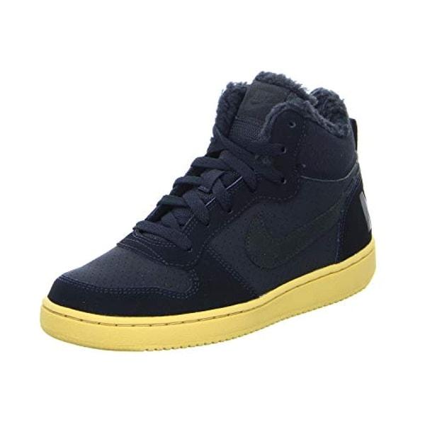 8ad1037e1a Shop Nike Court Borough Mid Winter Big Kid s Shoe - Free Shipping ...