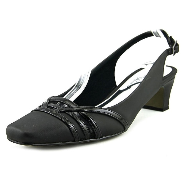 Easy Spirit Kristen Women Black Pumps