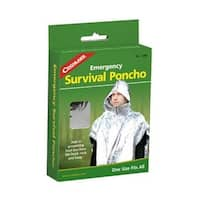 Coghlans 1390 Emergency Survival Poncho