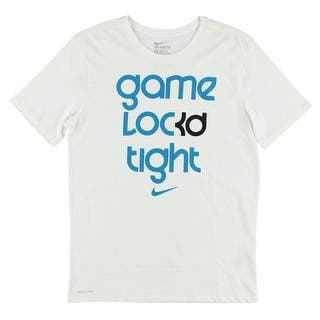 9eebcf122c Quick View.  45.71. Nike Mens KD Game Locked T Shirt White ...