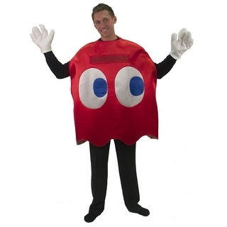 """Pac-Man """"Blinky"""" Deluxe Costume Adult Standard (60060)"""
