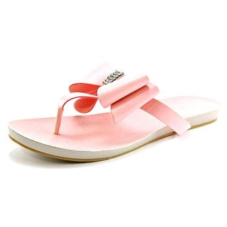 C Label Gloso-2 Women Open Toe Synthetic Thong Sandal