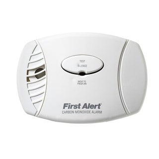First Alert FATCO605W First Alert Co605 Carbon Monoxide Plug-in Alarm (battery Backup)