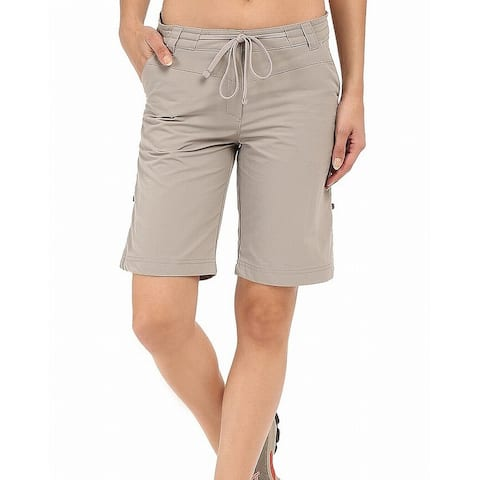 Jack Wolfskin Womens Small Pomona Drawstring Shorts