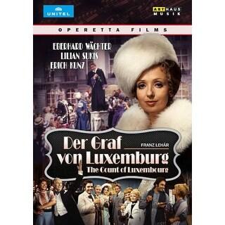 Der Graf von Luxemburg - DVD