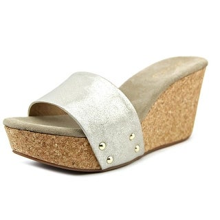Splendid Greenville Open Toe Synthetic Wedge Sandal