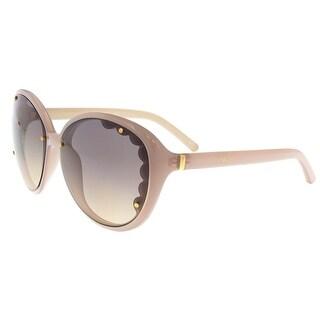 Chloe CE652/S 108 Pearl Round Sunglasses