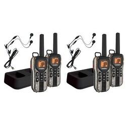 Uniden GMR4088-2CKHS (4-Pack) 40 Mile Range Two Way Radio