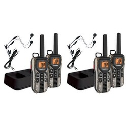 Uniden GMR4088-2CKHS (4-Pack) 40 Mile Range Two Way Radio