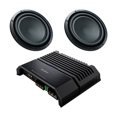 Buy Car Amplifiers Online at Overstock | Our Best Car Audio