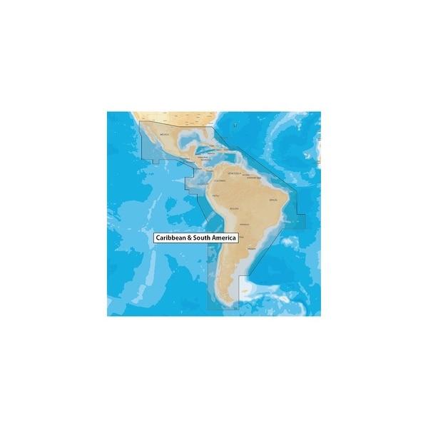 Navionics Plus Caribbean and South America microSD Caribbean and South America MSD