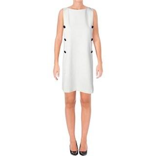 Tory Burch Womens Carrie Wear to Work Dress Sleeveless Sheath