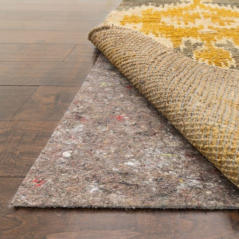 Alexander Home Felted All-surface Non-slip Rug Pad - Grey