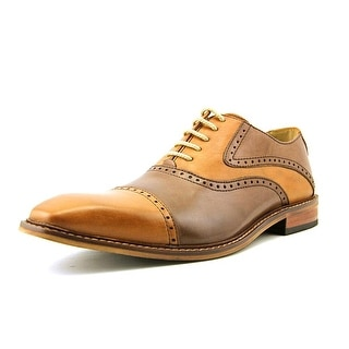 Giorgio Brutini Rote Men  Cap Toe Leather  Oxford