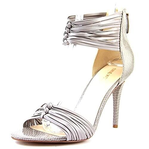 Nine West Women's Dechico Two-Piece Heeled Sandals