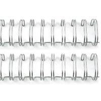 """Silver - Cinch Wires .75"""" 2/Pkg"""