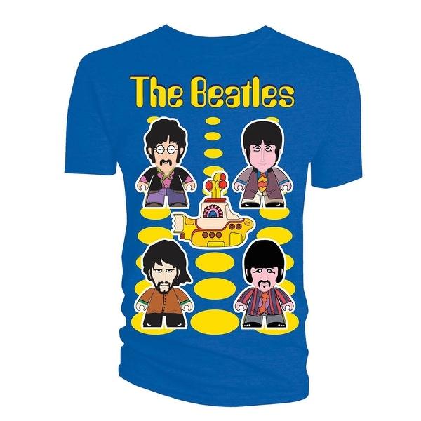 The Beatles Yellow Submarine Mens T-Shirt