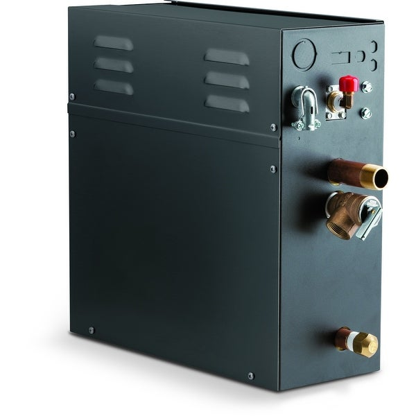 Steamist SMP-12 12kW Steam Bath Generator with Proportional Steam Release and Intelligent Control Communication - 240 Volts