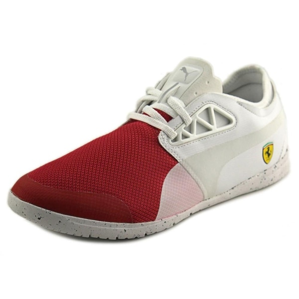Puma Changer Ignite SF Cats Eye Round Toe Canvas Sneakers