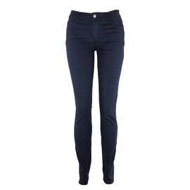 Monkee Genes Classic Skinny Jeans in Dark Inega