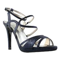 Caparros Womens Topaz Blue Ankle Strap Sandals Size 8.5
