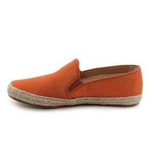 belle by Sigerson Morrison Nudie2 Flat Loafers - Orange