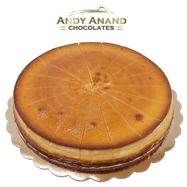 Andy Anand Sugar Free New York Cheesecake (3 lbs)