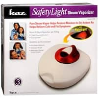 Kaz SafetyLight Steam Vaporizer 1 Each
