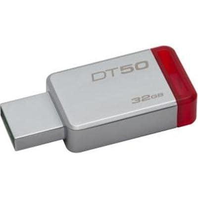 Kingston (Dt50/32Gb) Digital 32Gb Usb 3.0 Data Traveler 50, 110Mb/S Read