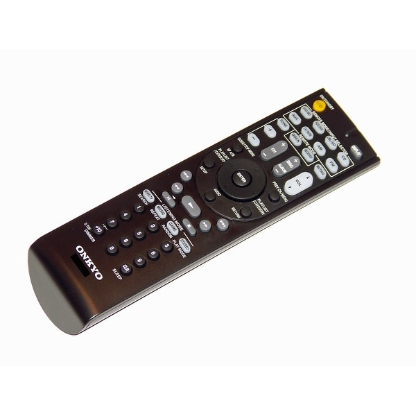 OEM Onkyo Remote Control Originally Shipped With: HTR370, HT-R370, HTS3200, HT-S3200