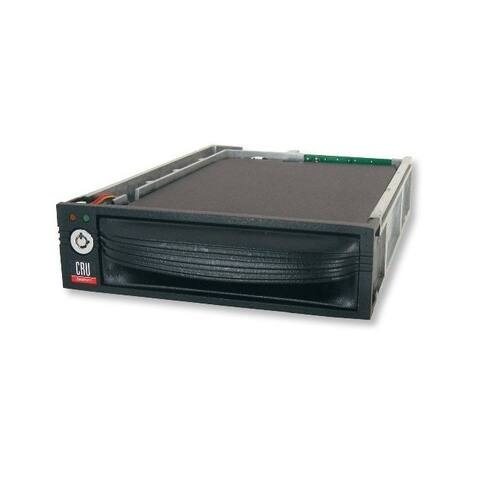 Cru-dataport 8441-7139-0500 dp10vr carrier sas/sata black