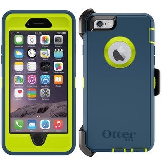 OtterBox DEFENDER Case w/ Holster For iPhone 6 & 6s