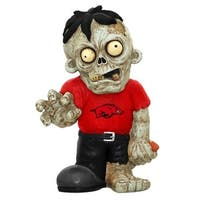 Arkansas Zombie Figure, Arkansas Razorbacks by Forever Collectibles