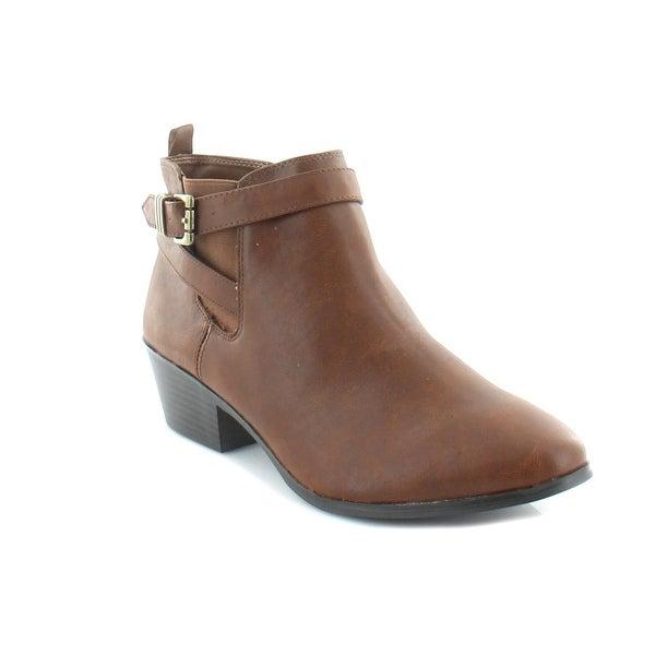 Style & Co. Huckk Women's Boots Chestnut - 11
