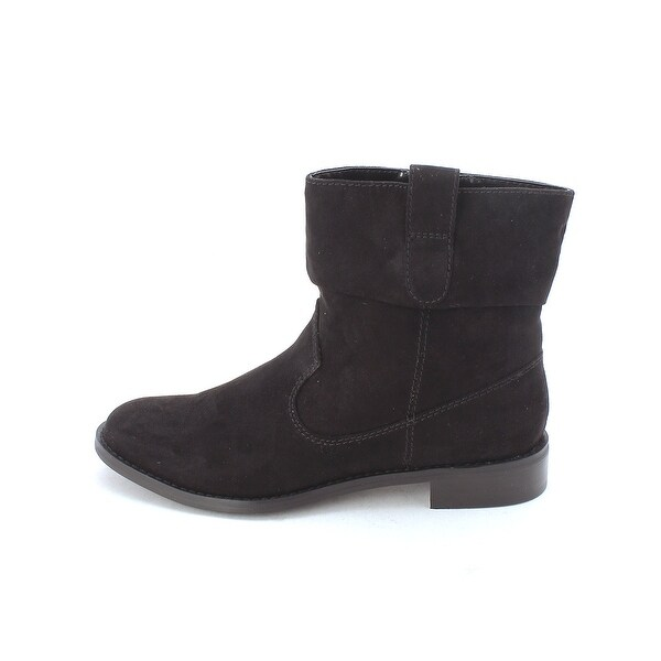 Style & Co. Womens Pagee Almond Toe Ankle Fashion Boots