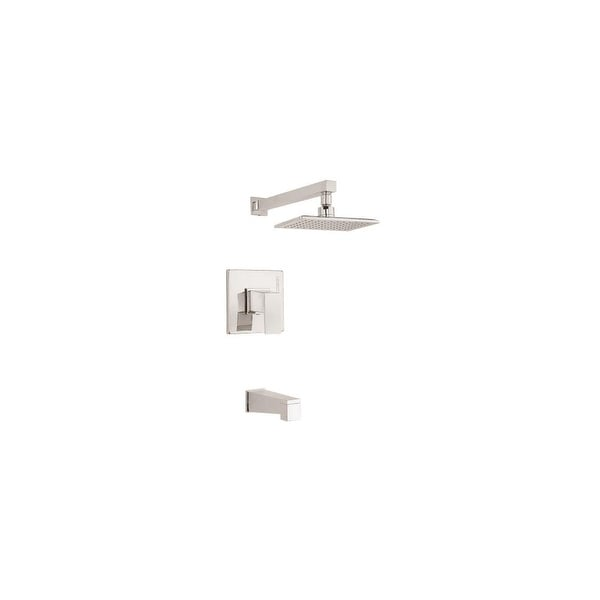 Danze D501062T Mid-Town Pressure Balanced Tub and Shower Trim with Lever Handle