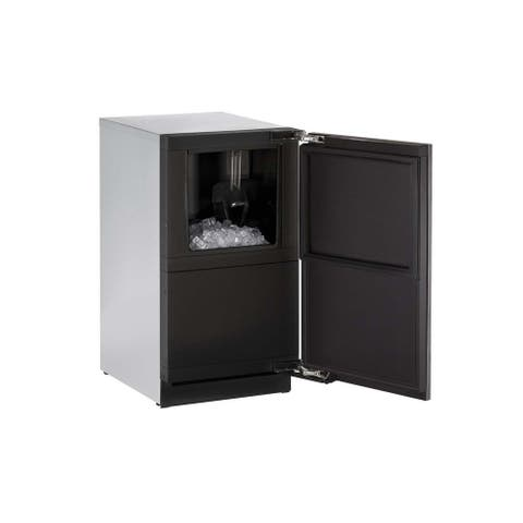 3018 Clear Ice Maker 18 in RHH Integrated No Pump - 3000 - Right-hand