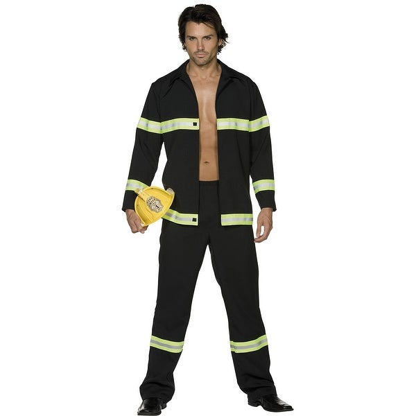 Sexy firefighter costume men