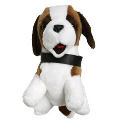 Sahara Beagle Driver Headcover