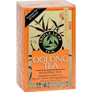 Triple Leaf Tea - Oolong Tea ( 6 - 20 BAG)