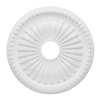 """Westinghouse 7775200 20"""" Ceiling Medallion from the Soleil Collection"""