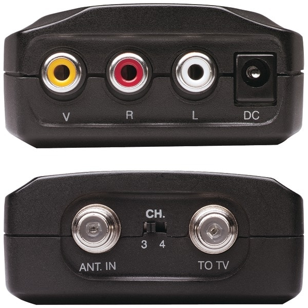 Rca Crf907R Compact Rf Modulator