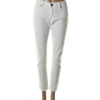 Paige Womens Denim Mid-Rise Skinny Jeans - 32