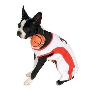 "Basketball Player Dog Costume, Size XL 22-24"""