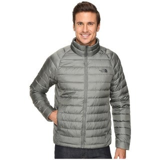 The Norht Face Trevail Gray Puffer Jacket