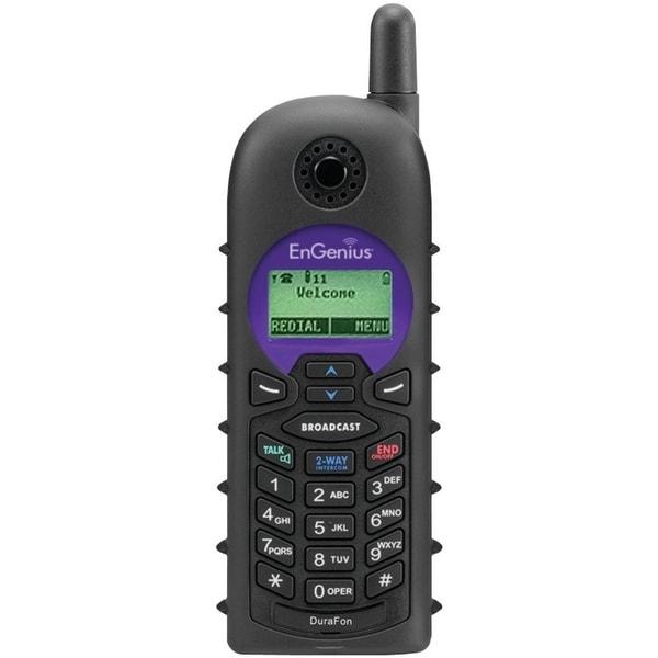 Engenius Durafon-Sip-Hc Durafon(R) Sip Low-Profile Handset With 1.5Dbi Antenna Electronic Consumer