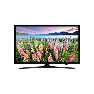 SAMSUNG UN43J5200 43-Inch 1080p Smart LED TV (Refurbished) - Black