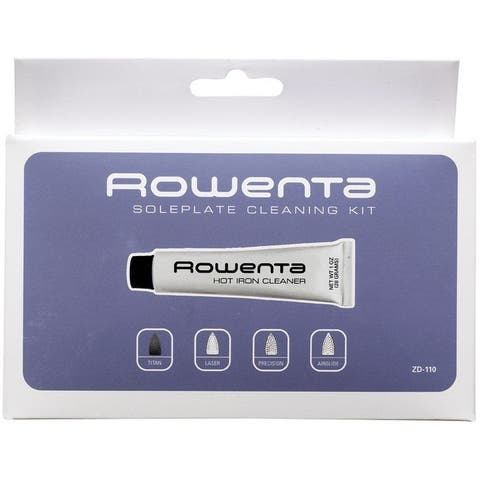 Rowenta ZD100 Clothes Iron Cleaning Kit