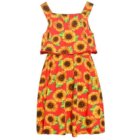 19e77b2dde88 Buy Girls' Dresses Online at Overstock | Our Best Girls' Clothing Deals
